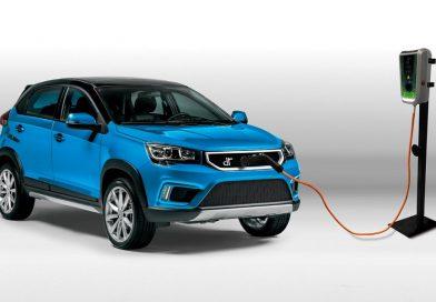 Una scossa da Isernia: il SUV DR3 diventa elettrico, a Ginevra il debutto
