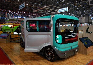 L City, ossia la mobilità elettrica versatile secondo SIN CARS