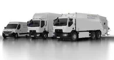Renault Trucks, fatturato in crescita del 10%