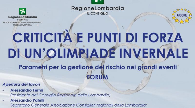 Olimpiadi Invernali Milano-Cortina 2026, macchina della sicurezza già partita